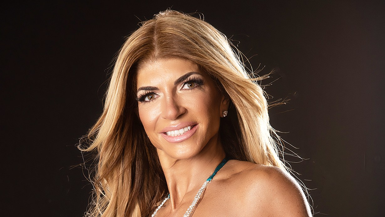Teresa Giudice bodybuilding competition