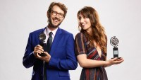 Josh Groban and Sara Bareilles will host THE 72nd ANNUAL TONY AWARDS.