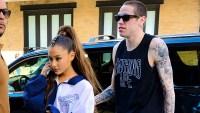 Ariana Grande, Pete Davidson, Instagram Story, Date Night, Staten Island