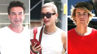 Billy Baldwin, Hailey Baldwin, Justin Bieber wedding