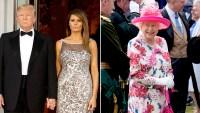 Donald-and-Melania-Trump-to-Have-Tea-With-Queen-Elizabeth-II