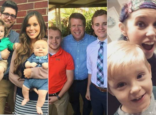 Family Matters: A Comprehensive Guide To Following The Duggars On Instagram