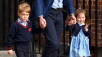 Prince George Princess Charlotte Wedding Roles Princess Eugenie Jack Brooksbank