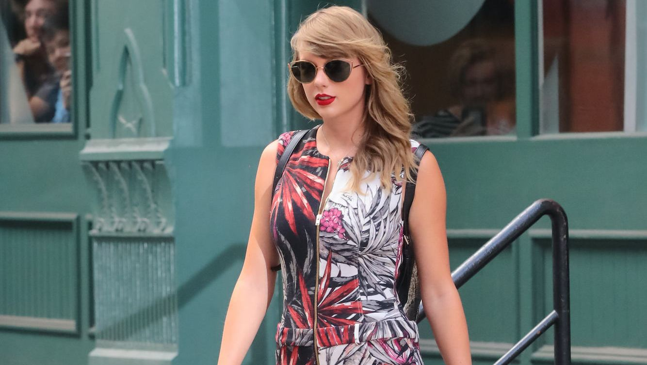 Taylor Swift in Fausto Puglisi