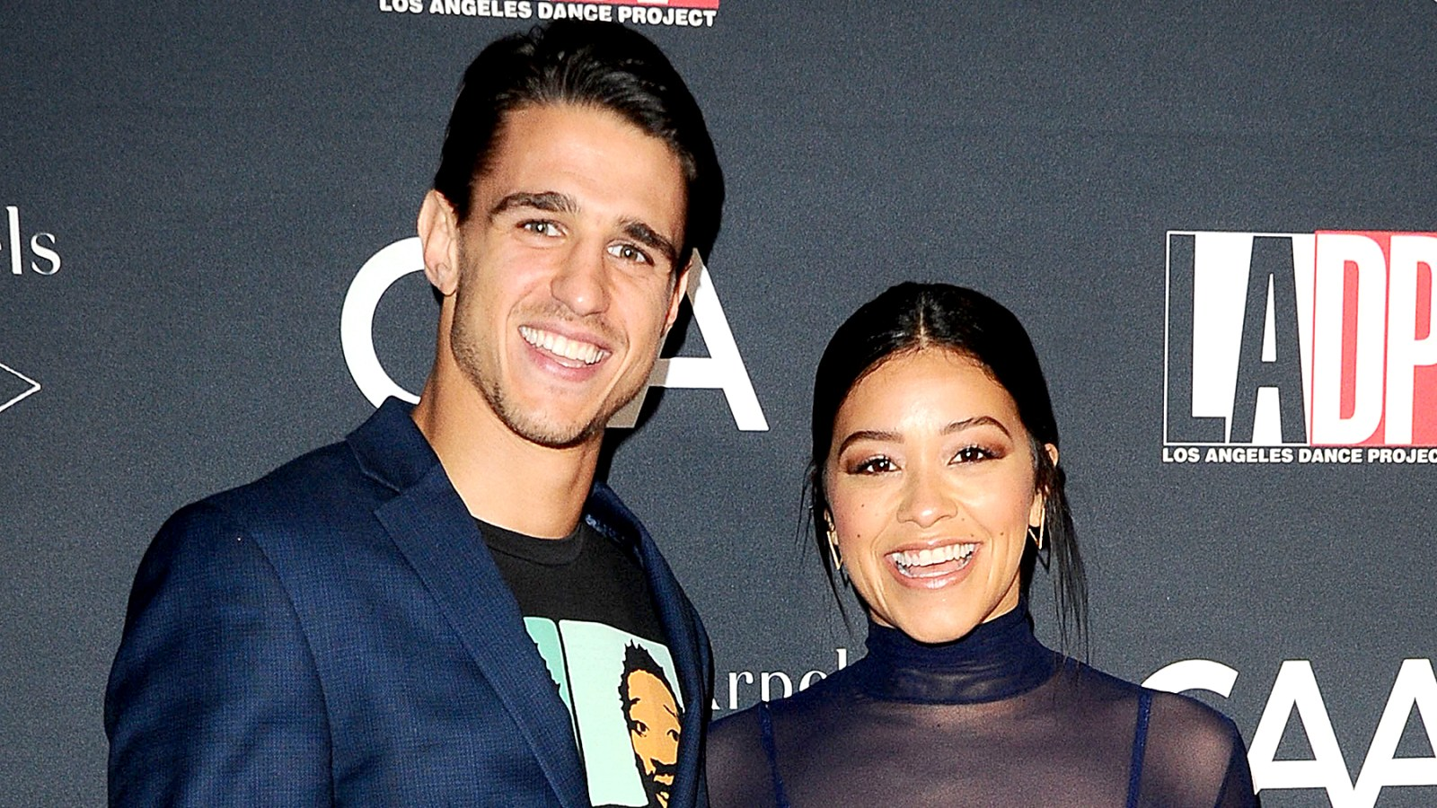 83cb61ec2f87 Gina Rodriguez Is Engaged to Joe LoCicero: See Her Ring