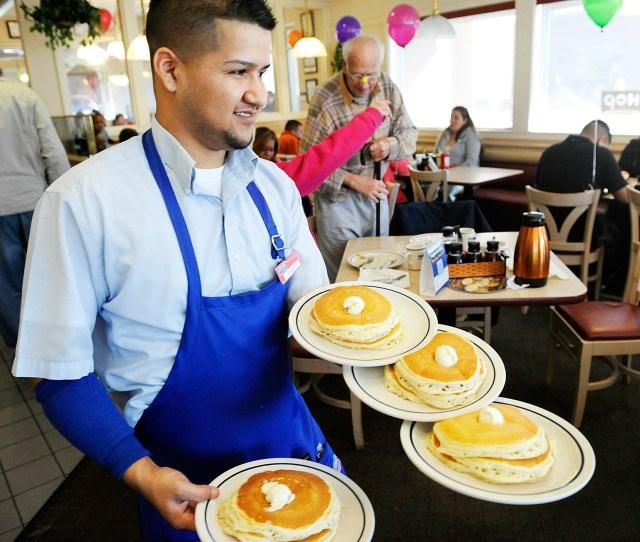 Ihop  Cent Pancakes