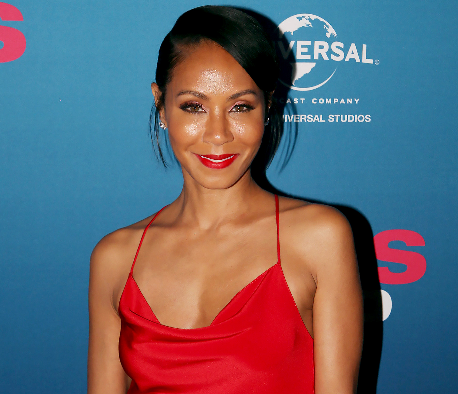 Jada Pinkett Smith battled sex addiction when she was younger
