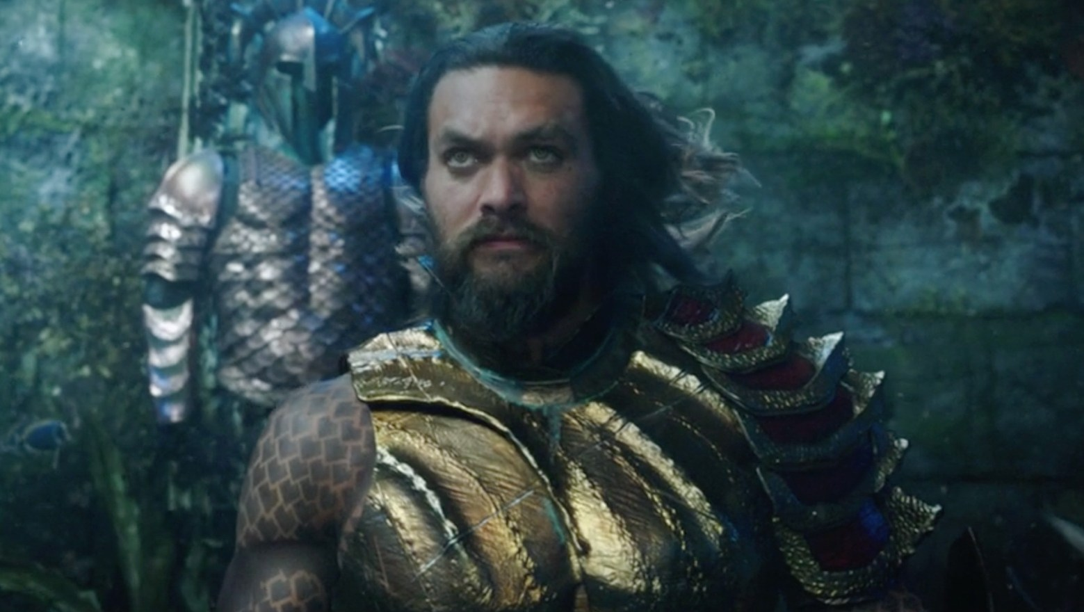 Jason Momoa, Aquaman, Trailer