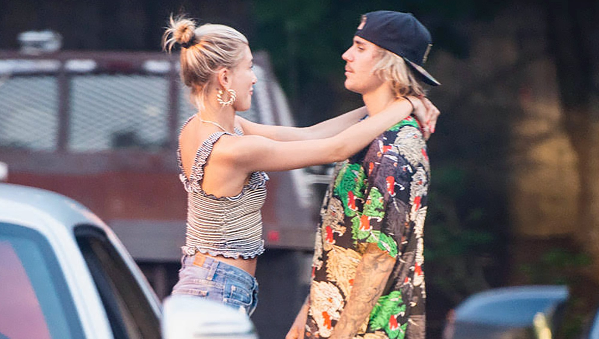 Justin Bieber, Hailey Baldwin, Relationship Timeline, Engaged, PDA