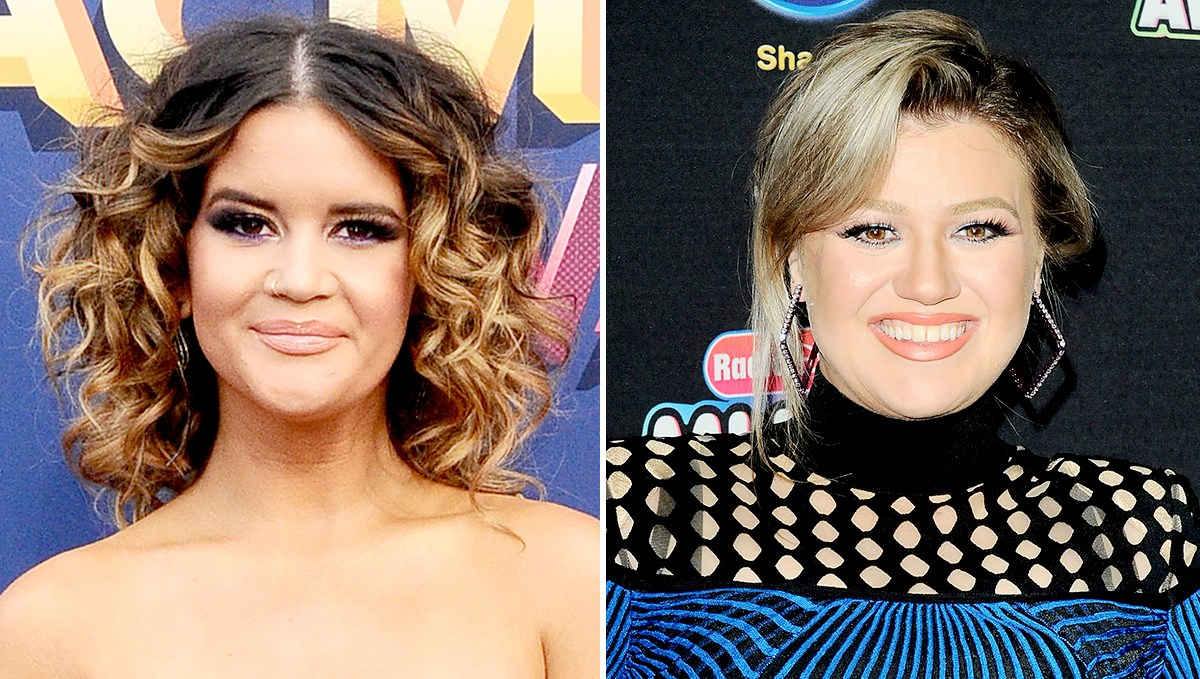 Kelly-Clarkson-and-Maren-Morris