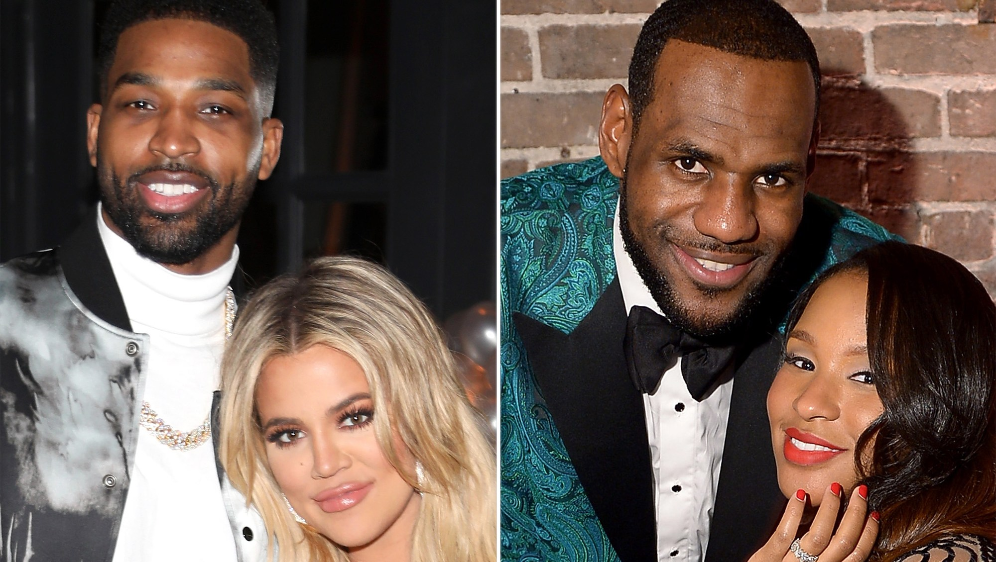 Khloe-Kardashian-and-Tristan-Thompson-Double-Date-With-LeBron-James-and-Savannah-Brinson