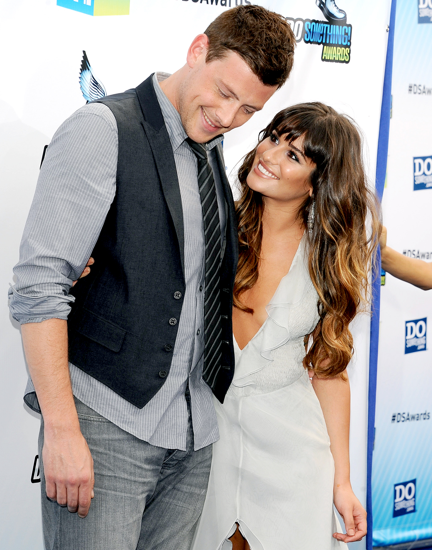 Watch Cory Monteith video