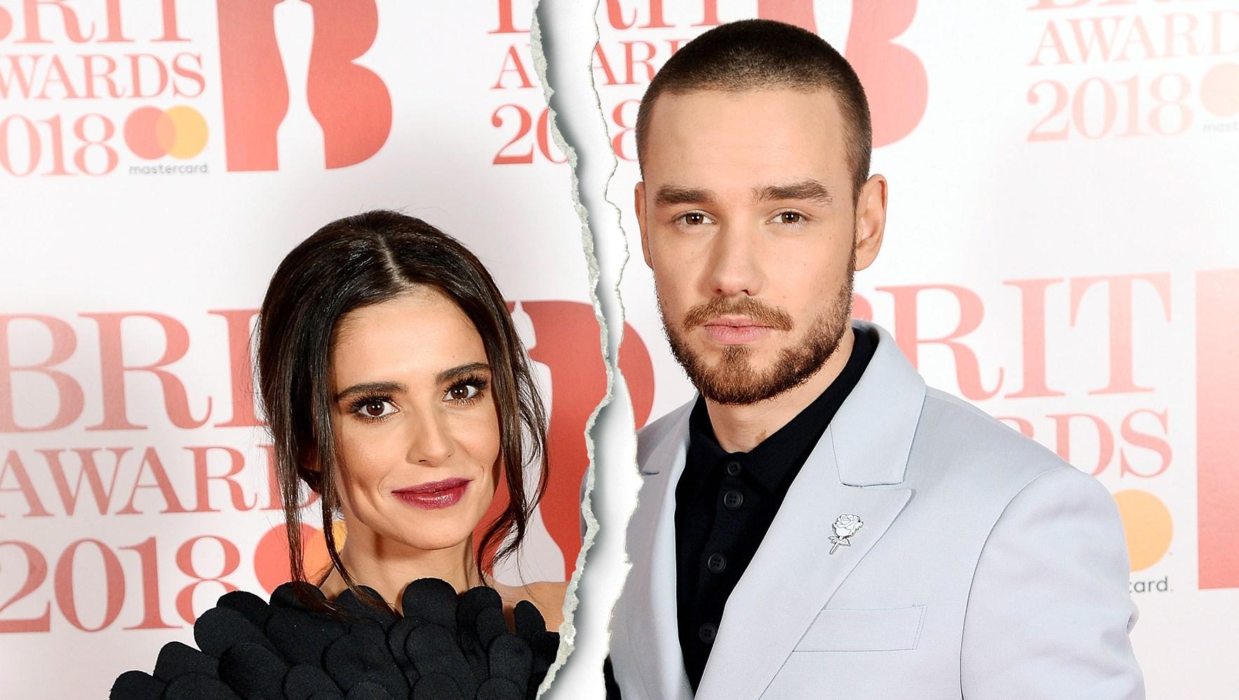 Celebrity Splits of 2018 Liam Payne Cheryl Cole split1