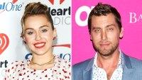Miley Cyrus Lance Bass brady bunch house
