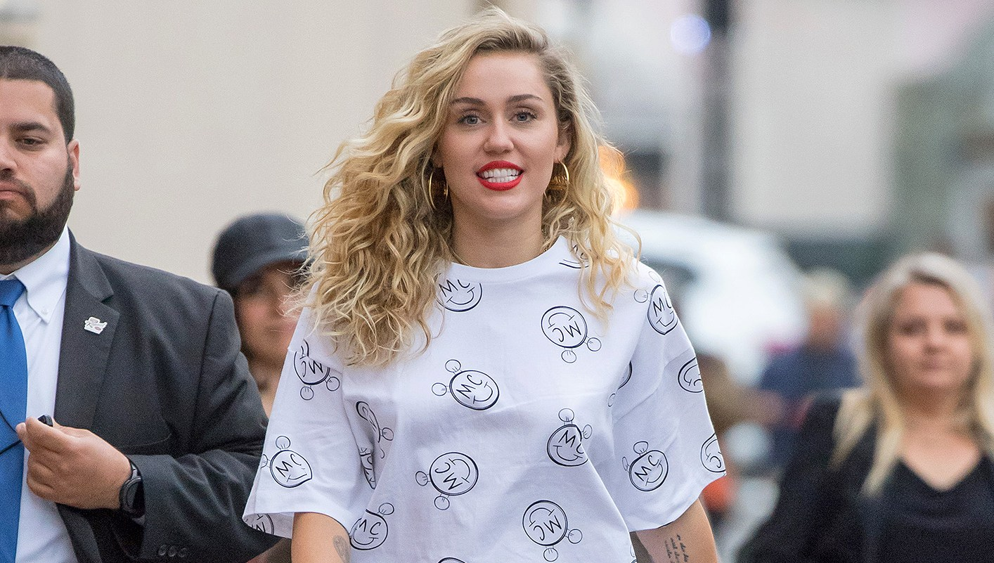 Miley Cyrus, New York, New Music