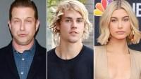 Stephen Baldwin, Justin Bieber, Hailey Baldwin, Engaged
