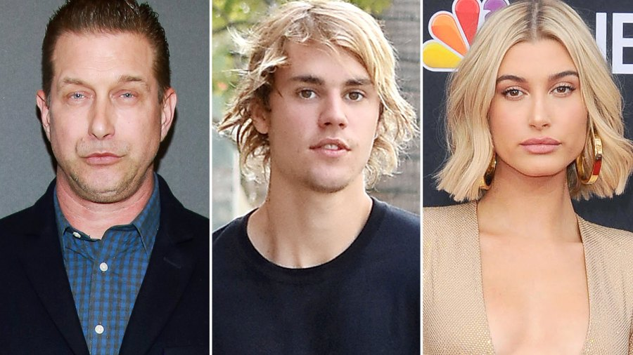Stephen Baldwin, Justin Bieber, Hailey Baldwin, Engaged