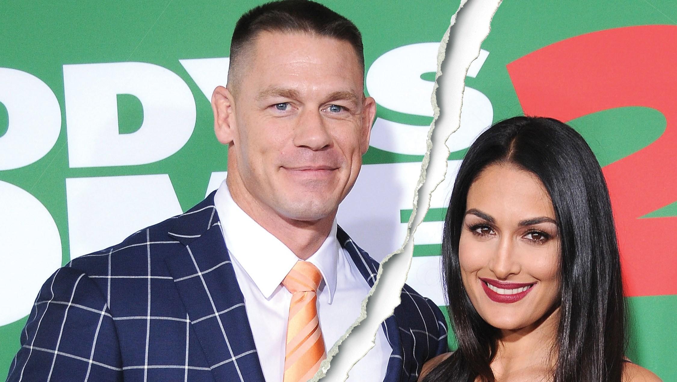 Celebrity Splits of 2018 bella cena split1