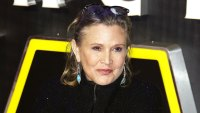 Carrie Fisher star wars movie