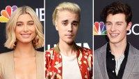 Hailey Baldwin Justin Bieber Shawn Mendes engagment