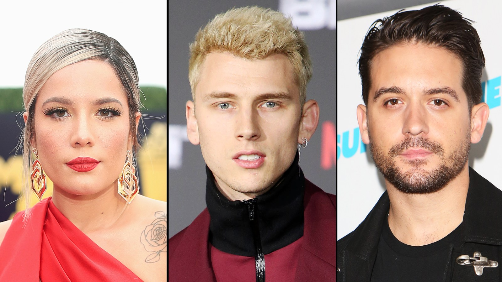 Halsey Is Not Rebounding With Machine Gun Kelly After G Eazy Split