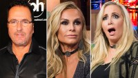 Jim Bellino, Tamra Judge and Shannon Beador