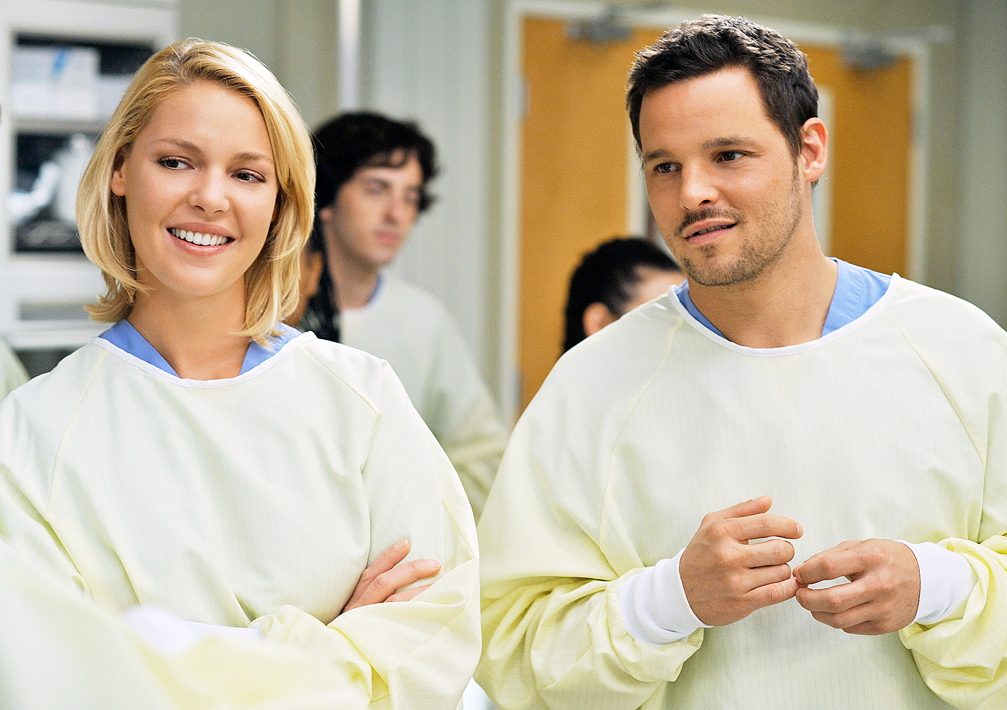 Karev and jo hookup in real life