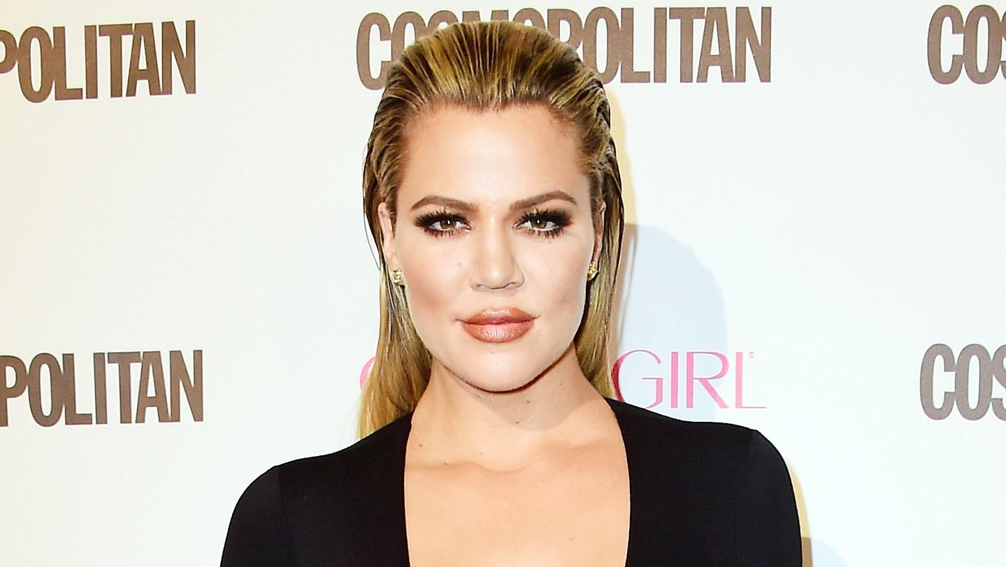 Khloe Kardashian Stopped Breast-Feeding