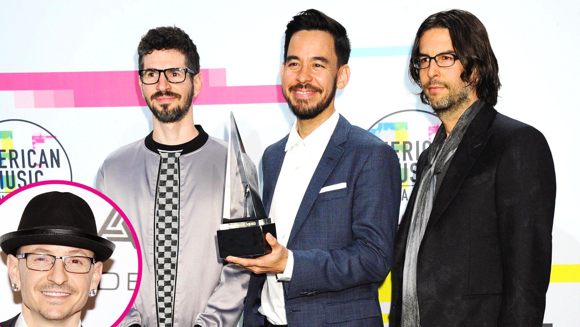 Linkin Park tribute Chester Bennington