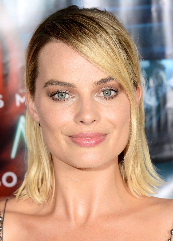 Margot Robbie S Soft Smokey Eye Pati Dubroff S How To
