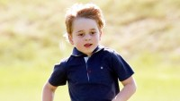 Prince George Maserati Royal Charity Polo Trophy Playing