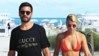 Scott Disick Sofia Richie Bare Butt Greece Vacation