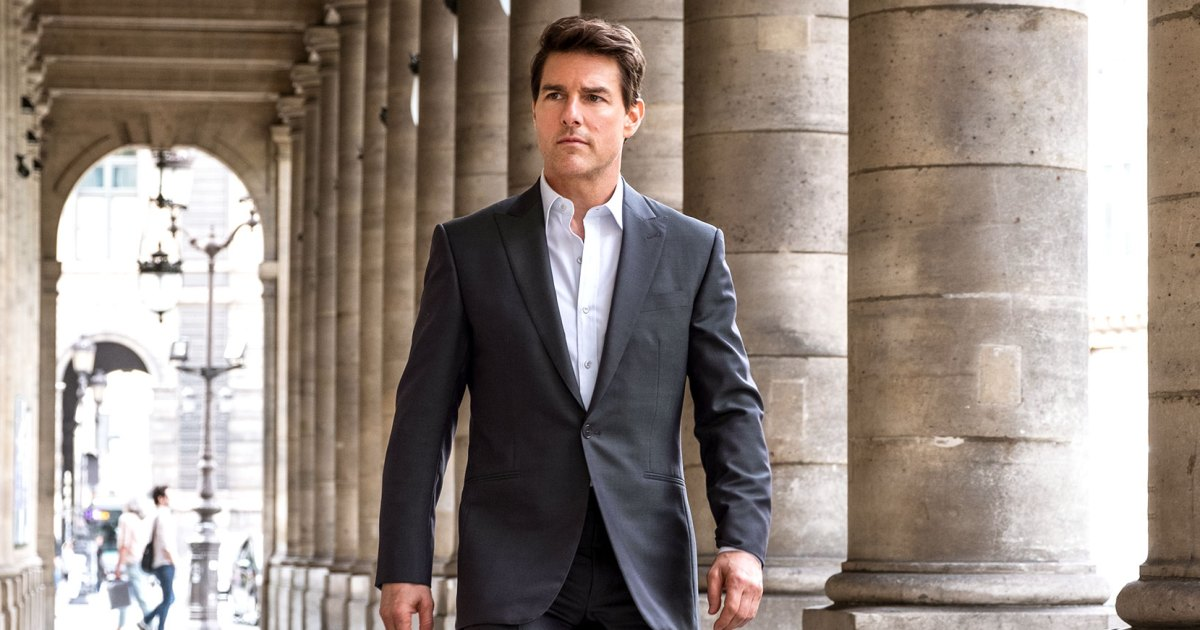 Tom Cruise's 'Mission: Impossible 7' Halts Filming Due to Coronavirus Fears