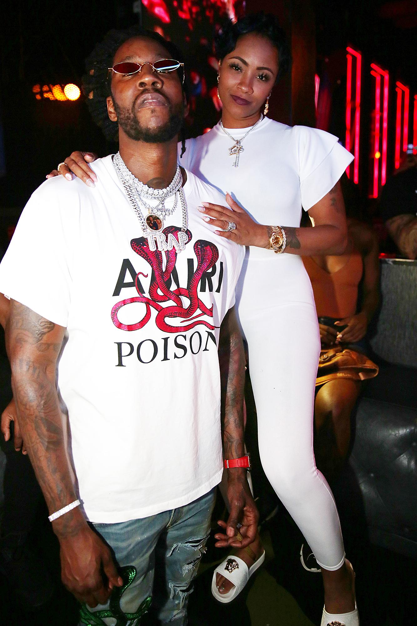 2 Chainz Marries Longtime Love Kesha Ward in Miami