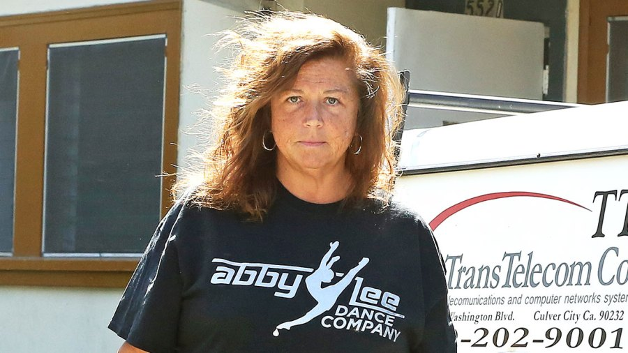 Abby Lee Miller students student visit hospital
