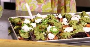 Go Inside OITNB's Alysia Reiner's Kitchen for Healthy-ish Nachos – Watch