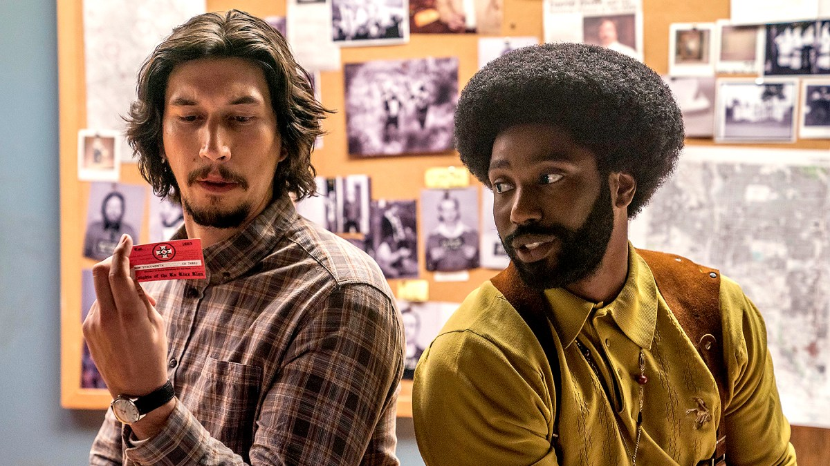 90bed9e5b87 Spike Lee s  BlacKkKlansman  Gets Three Stars  Review