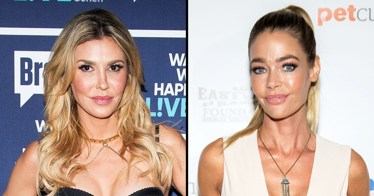 Brandi Glanville Reacts To Denise Richards Joining Rhobh