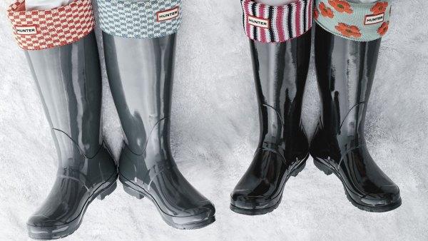 Hunter Original High Gloss Boot 1