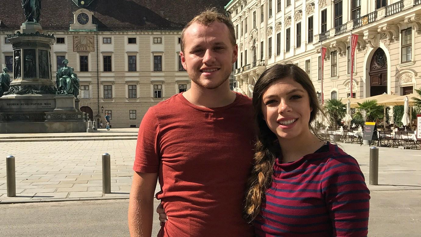 Josiah Duggar and Lauren Swanson Celebrate Honeymoon
