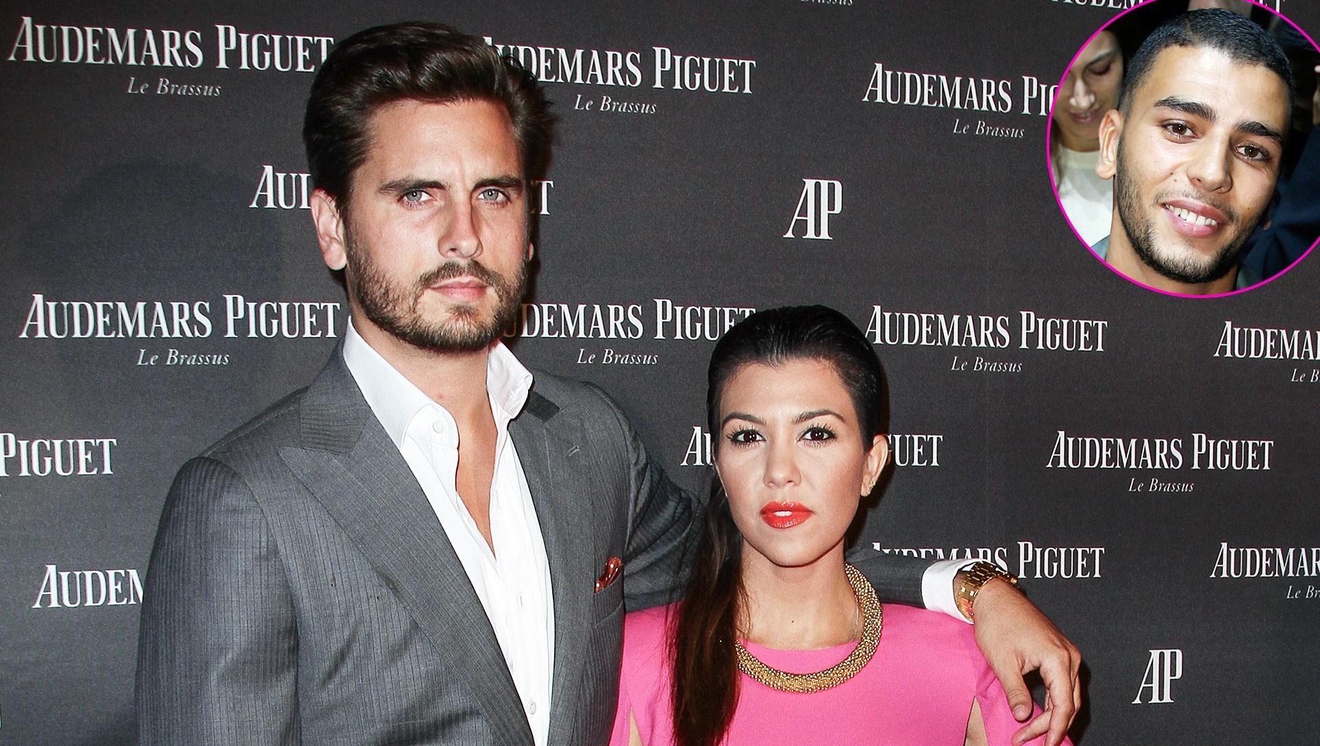 Kourtney Kardashian Warns Scott Disick Not To Disrespect Younes Bendjima KUWTK