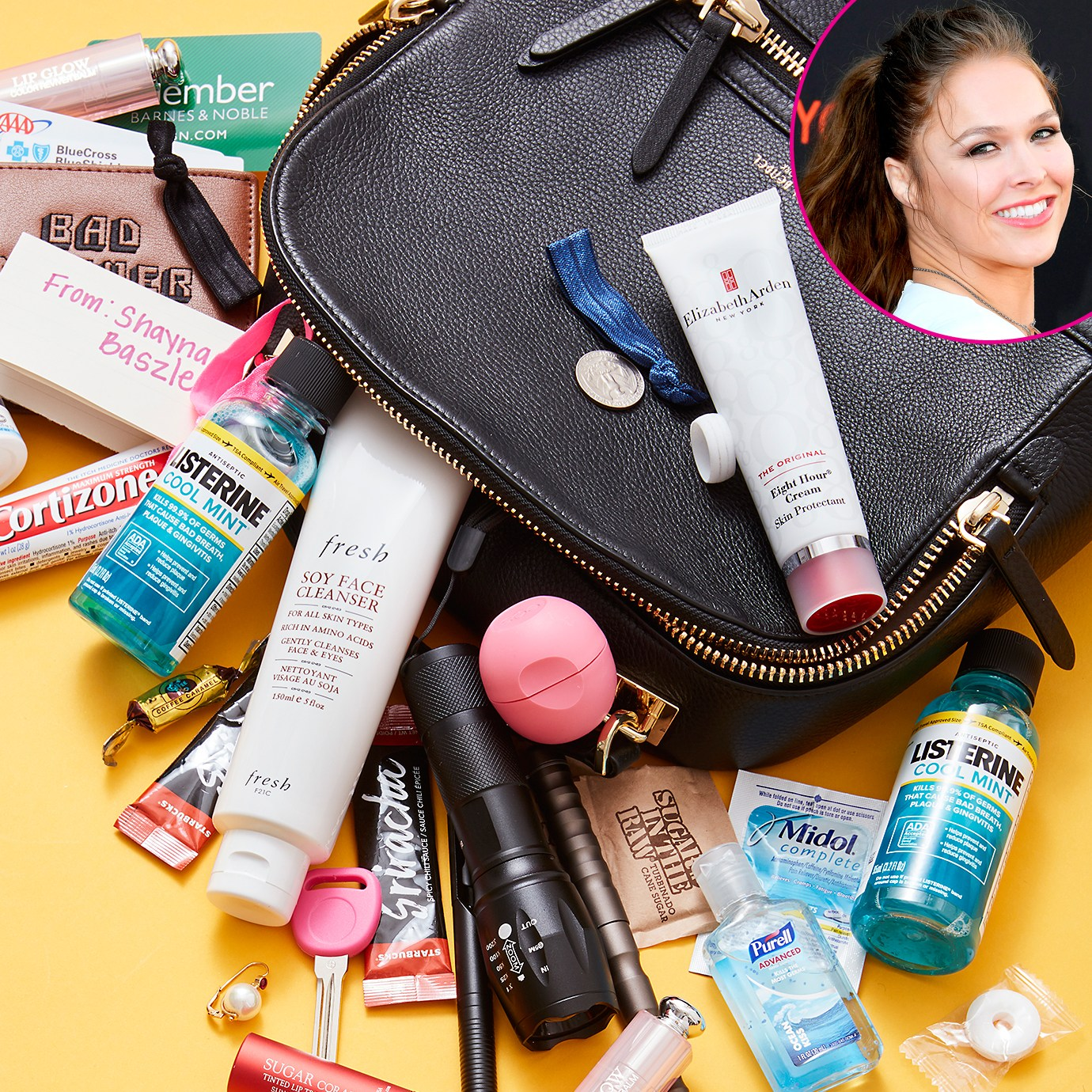 Ronda-Rousey-What's-in-My-Bag-promo