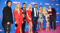 the hills new beginnings full cast VMAs 2018