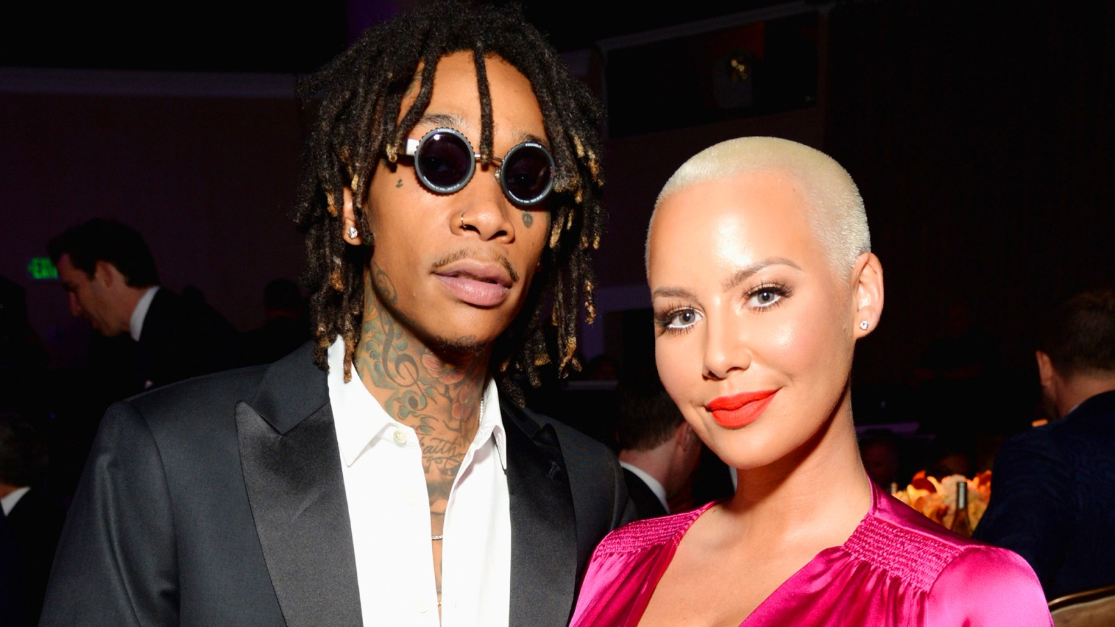 wiz khalifa girlfriend 2018