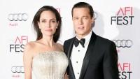 Angelina Jolie New Court Filing Brad Pitt Child Support