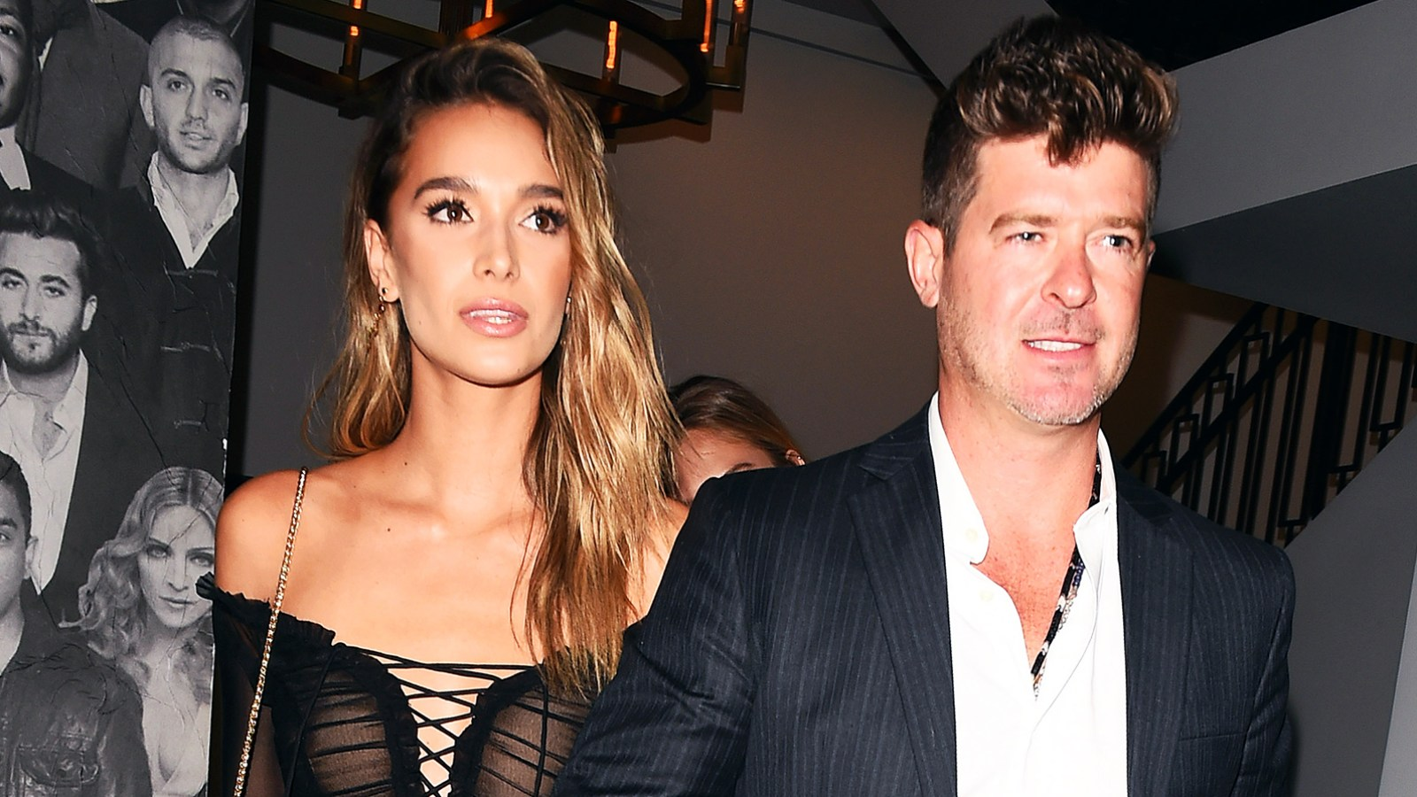 36935f76172f April Love Geary Is Getting Bashed for Having Back-to-Back Babies With  Robin Thicke