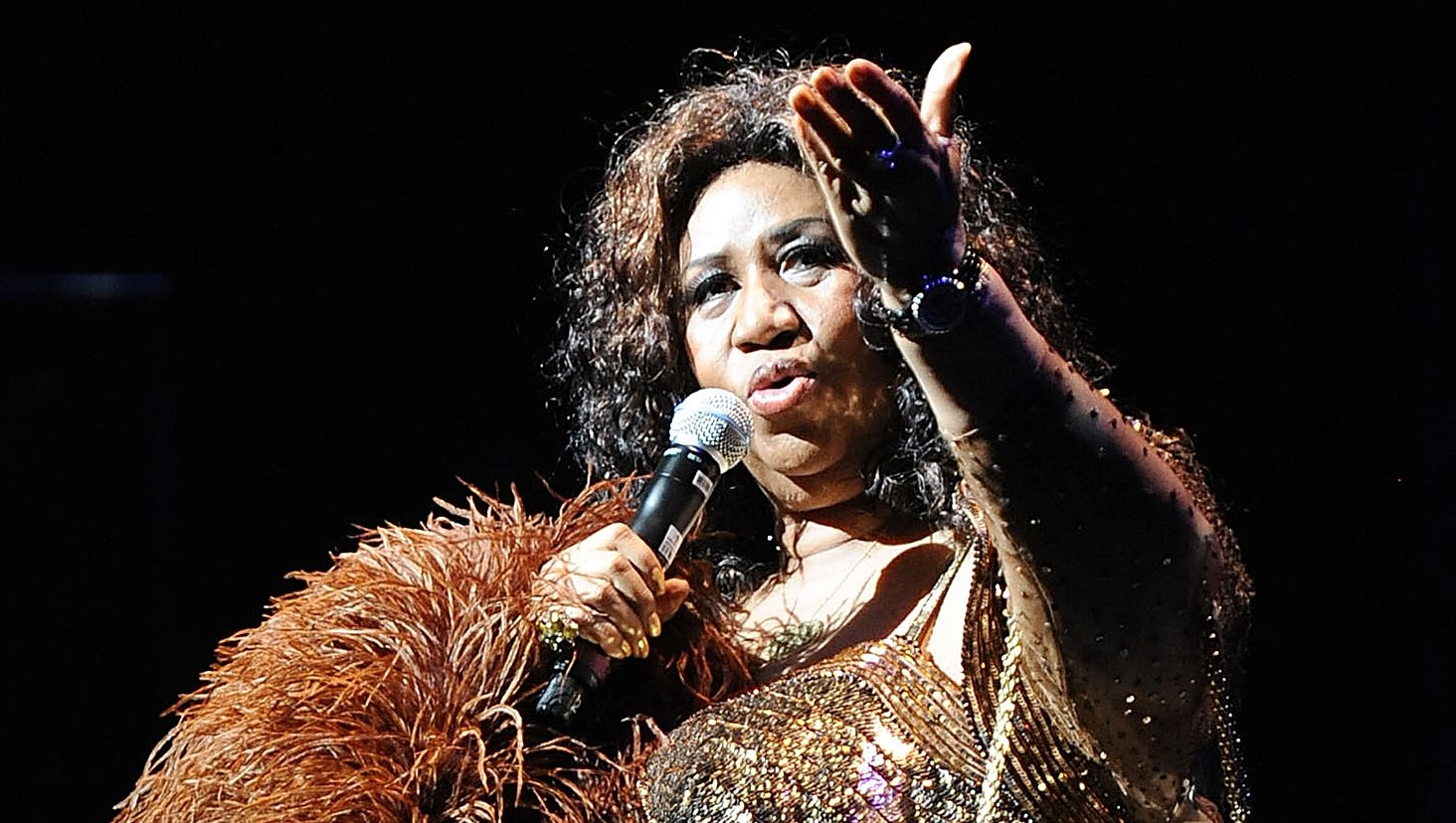 Aretha Franklin Funeral Public Viewing Private Service