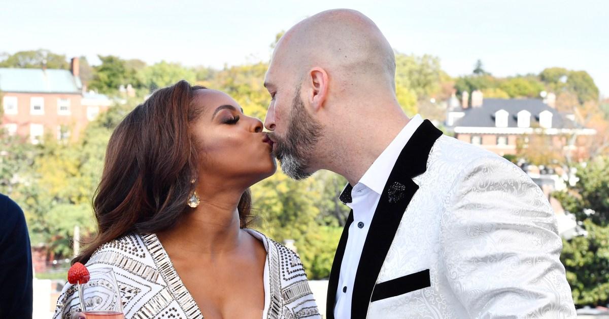 Dillards Wedding Gifts: 'RHOP' Star Candiace Dillard Marries Chris Bassett
