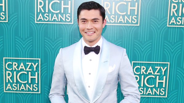 Henry Golding at Warner Bros. Pictures' 'Crazy Rich Asians' Premiere.