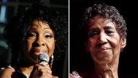 Gladys Knight and Aretha Franklin